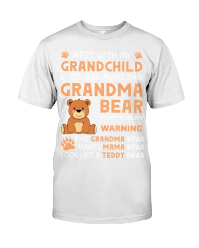 Mess With My Grandchild