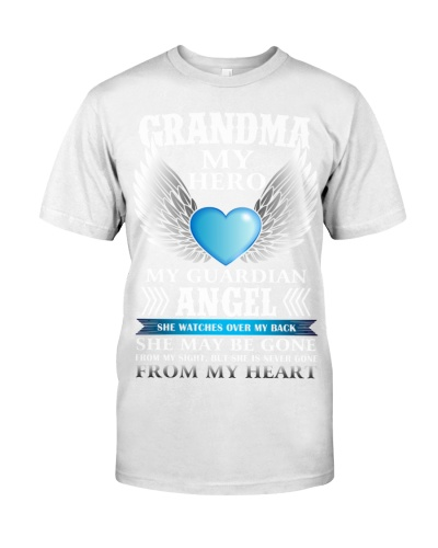 Grandma My Hero My Guardian Angel