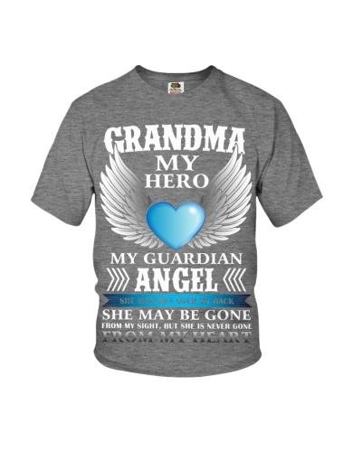 Grandma My Hero My Guardian Angel