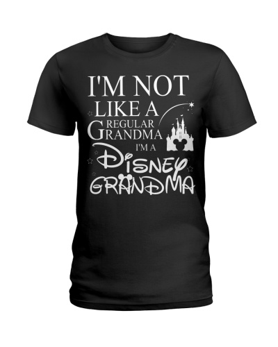 I'm Not Like A Regular Grandma