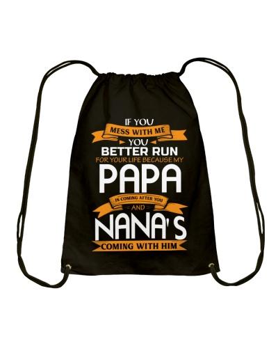 Nana Is Coming With Papa