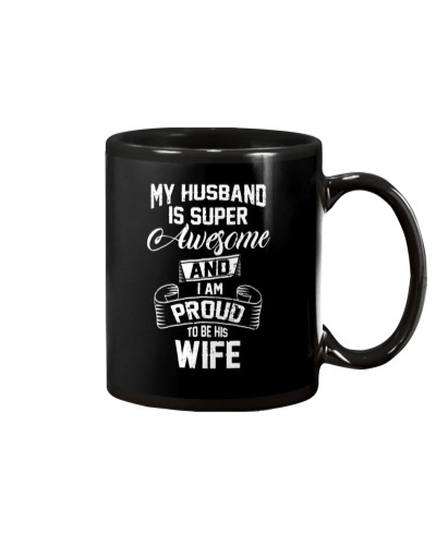 I'm Proud To Be His Wife