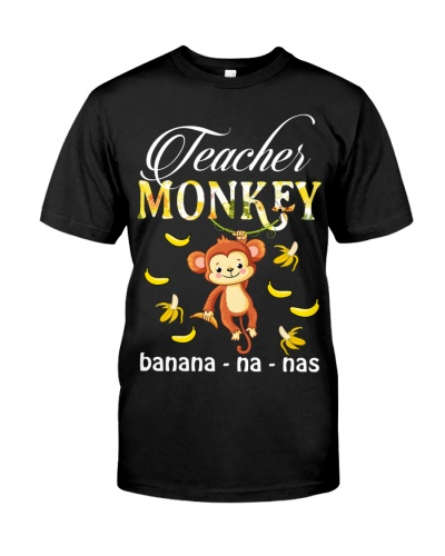 Teacher Monkey