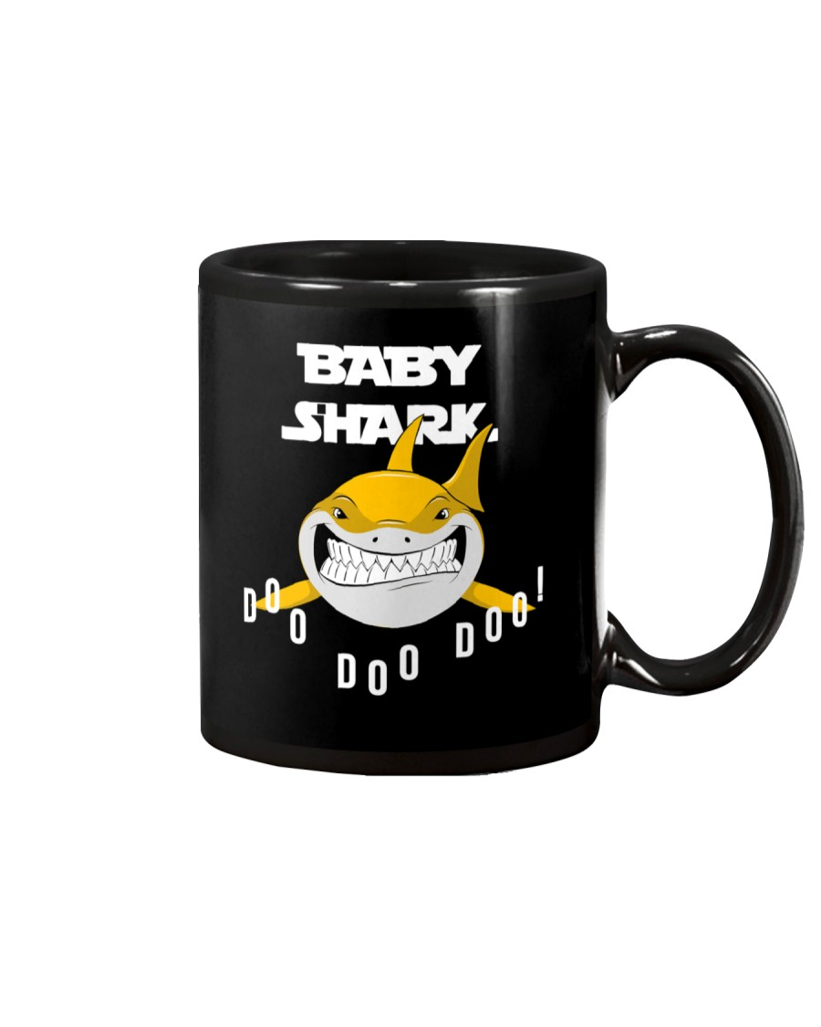 Baby Shark T-Shirt For Kids Who Love Sharks Mug