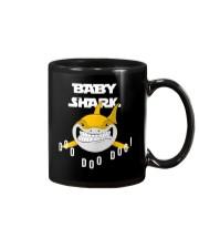 Baby Shark T-Shirt For Kids Who Love Sharks Mug front