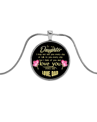 best necklace for daughter - gift for daughtet