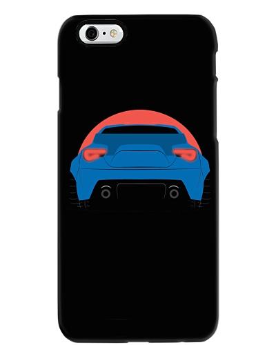 Subaru BRZ phone case