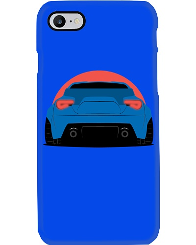 Subaru BRZ phone case