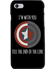 I'M WITH YOU TILL THE END OF THE LINE Phone Case thumbnail