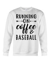 COFFEE BASEBALL Crewneck Sweatshirt thumbnail