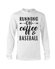 COFFEE BASEBALL Long Sleeve Tee thumbnail