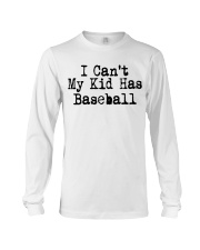 baseball Long Sleeve Tee tile