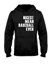 baseball Hooded Sweatshirt thumbnail