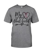 baseball shirts Classic T-Shirt front