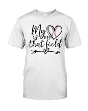 baseball shirts Classic T-Shirt tile