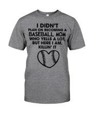 baseball Classic T-Shirt front