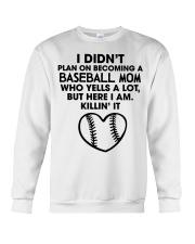 baseball Crewneck Sweatshirt thumbnail