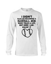 baseball Long Sleeve Tee thumbnail