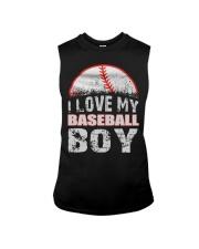 i love my baseball boy Sleeveless Tee thumbnail