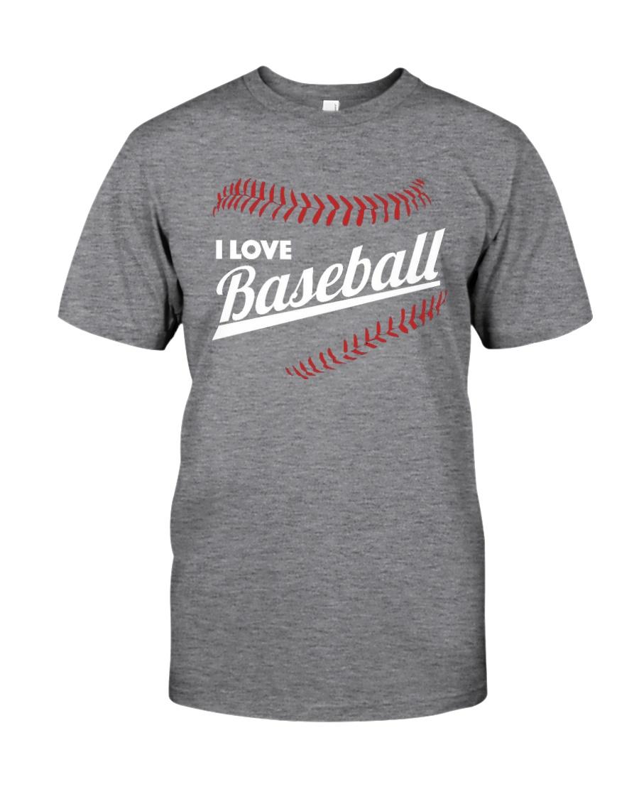 Baseball shirts Classic T-Shirt