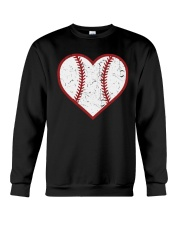 Baseball Crewneck Sweatshirt tile