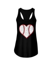 Baseball Ladies Flowy Tank thumbnail