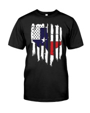 texas Classic T-Shirt front