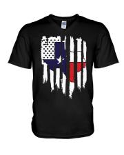 texas V-Neck T-Shirt thumbnail