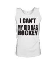 HOCKEY Unisex Tank tile