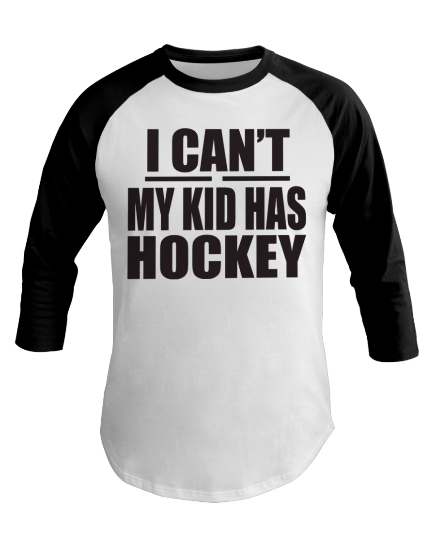 HOCKEY Baseball Tee