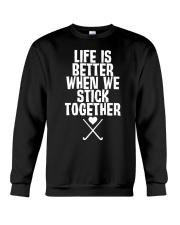 Hockey Crewneck Sweatshirt thumbnail