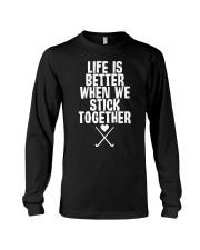 Hockey Long Sleeve Tee thumbnail