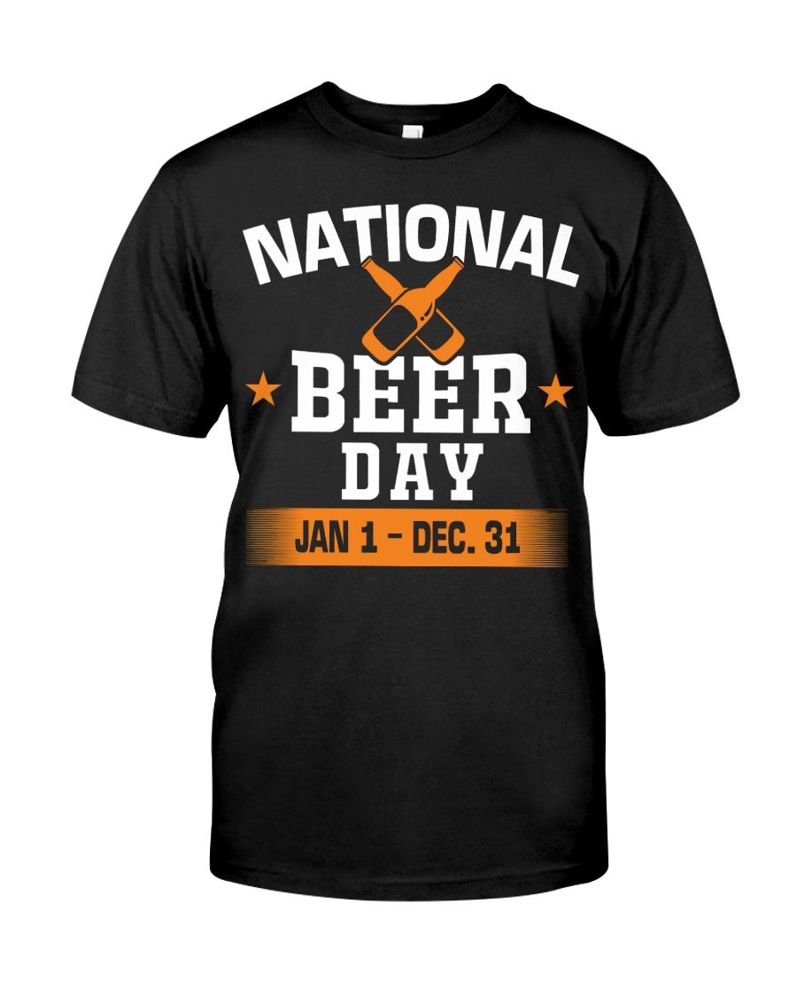 National beer day Classic T-Shirt