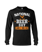 National beer day Long Sleeve Tee thumbnail