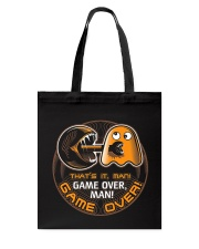 GAME OVER MAN GAME OVER Tote Bag thumbnail