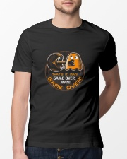 GAME OVER MAN GAME OVER Classic T-Shirt lifestyle-mens-crewneck-front-13