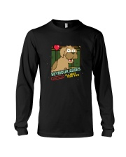 FOR  SEYMOUR ASSES Long Sleeve Tee thumbnail