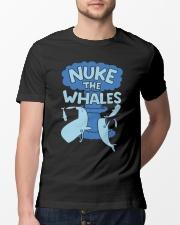 Nuke the whales Classic T-Shirt lifestyle-mens-crewneck-front-13
