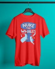 Nuke the whales Classic T-Shirt lifestyle-mens-crewneck-front-3