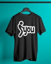 Fyou Classic T-Shirt lifestyle-mens-crewneck-front-3