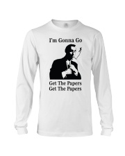 Get the papers Long Sleeve Tee thumbnail