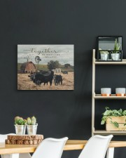 Farm And So Together They Built A Life 20x16 Gallery Wrapped Canvas Prints aos-canvas-pgw-20x16-lifestyle-front-04