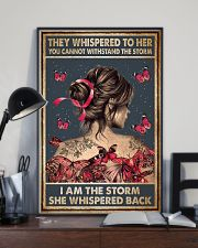 Tattoo They Whispered To Her 11x17 Poster lifestyle-poster-2