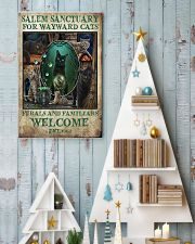 Cat Salem Sanctuary For Wayward Cats Ferals 16x24 Poster lifestyle-holiday-poster-2