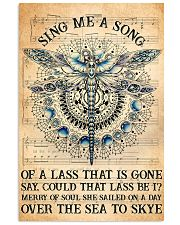 Books Sing Me A Song 16x24 Poster front