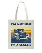 Hot Rod Classic Tote Bag tile
