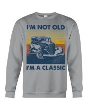 Hot Rod Classic Crewneck Sweatshirt tile