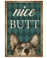 Corgi Nice Butt 11x17 Poster front