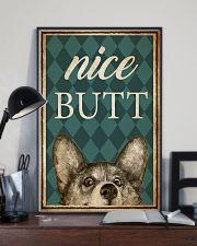 Corgi Nice Butt 11x17 Poster lifestyle-poster-2