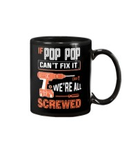 Pop Pop If Can't Fix Mug tile